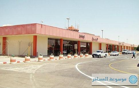 مطار حائل