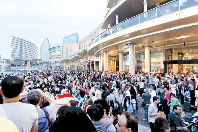 مهرجان التسوق بدبي