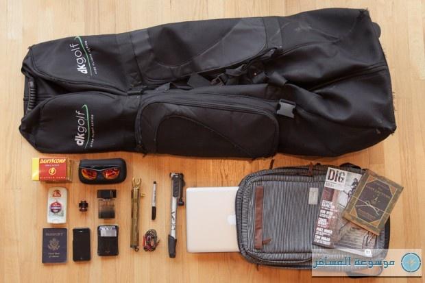 دراسة تكشف.. الشاي وأدوات تصفيف الشعر أهم الأشياء في حقيبة المسافر البريطاني