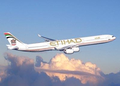 الاتحاد للطيران تفوز بجائزة أسرع شركات الطيران نموا في الشرق الأوسط للعام الثاني