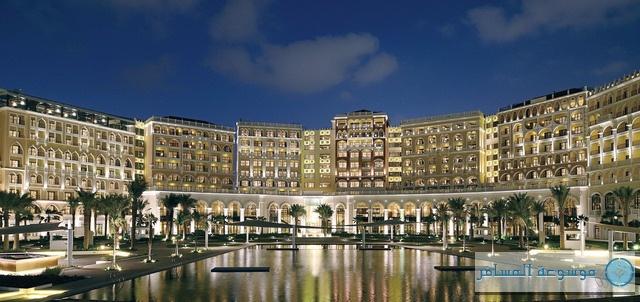فندق الريتز-كارلتون غراند كنال أبوظبي