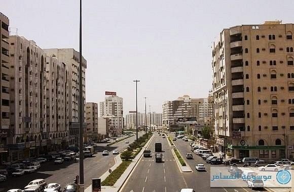 مساكن الحجاج في مكة