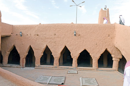 مسجد الهلالية بعد الترميم