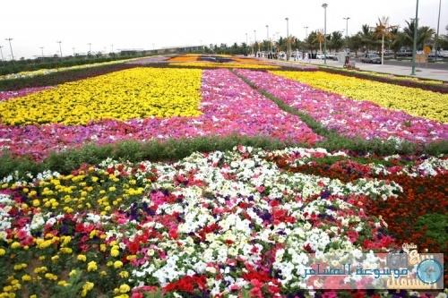 مهرجان الزهور والحدائق