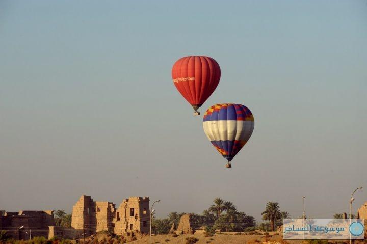 طيران البالون