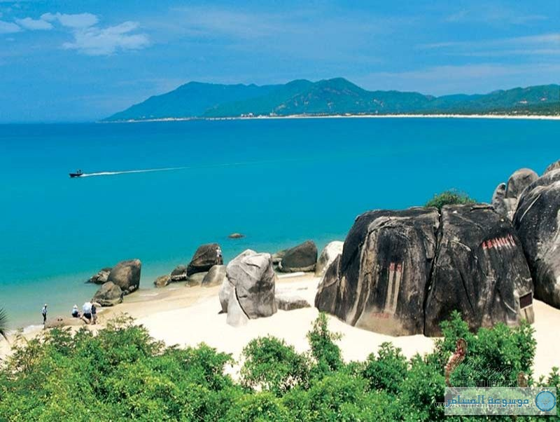 الصين تفتح جزرا متنازع عليها أمام السياح