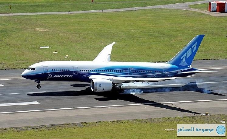 طائرات بوينغ 787