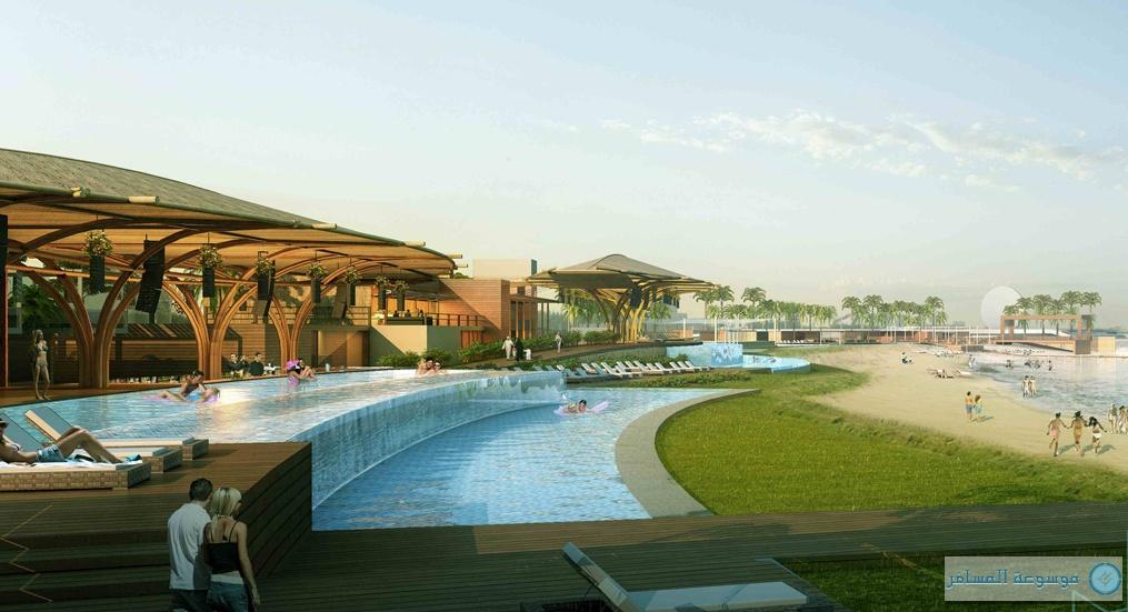 «شاطئ ياس» يستقطب 12,6 ألف زائر
