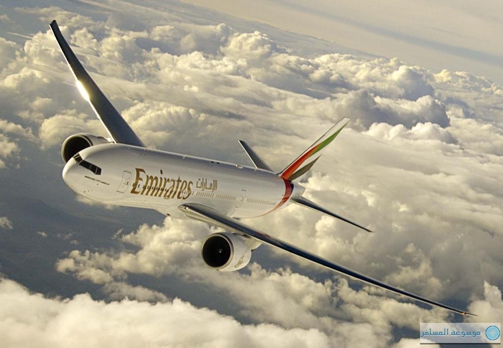 """310 آلاف مقعد توفرها """"طيران الإمارات"""" يومياً"""
