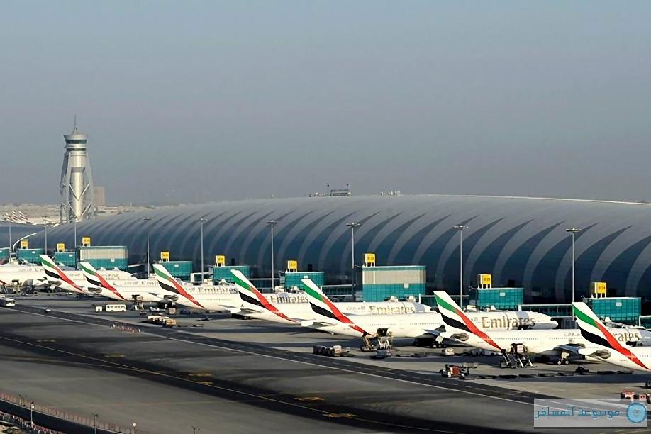 «مطار دبي» يحوز لقب «المحور العالمي الرائد لعمليات طائرات إيرباص العملاقة من طراز إيه 380»