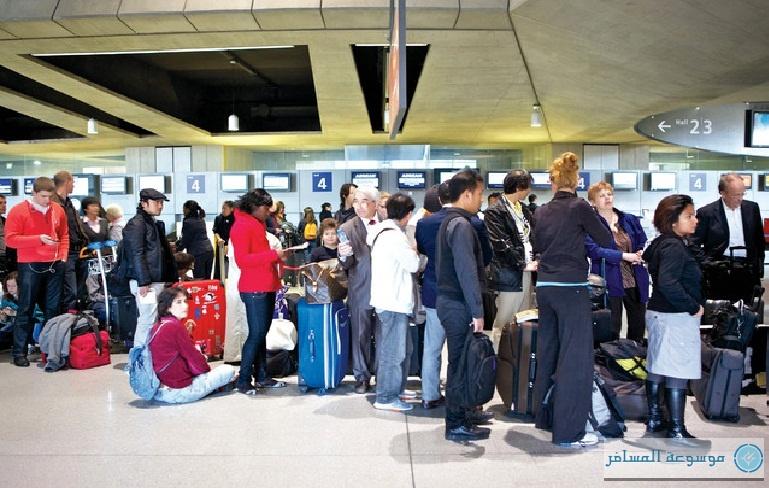 """تبسيط إجراءات مطار """"شارل ديغول"""" بباريس"""