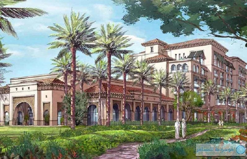 «فورسيزونز» تفتتح منتجعها الأول في دبي خلال الربع الأخير من 2014