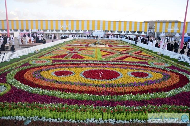 """مليون زائر يودعون مهرجان """"ورد الطائف"""" اليوم"""