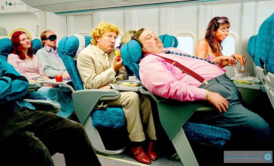 أطعمة يجب تجنبها عند السفر على متن الطائرة