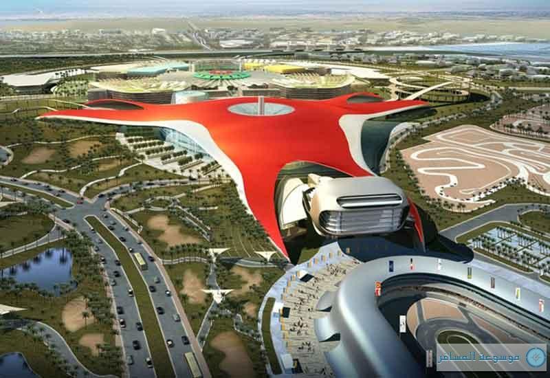 """""""جزيرة ياس"""" أبوظبي تطلق برامج لتعزيز مكانتها في مجال سياحة الترفيه"""