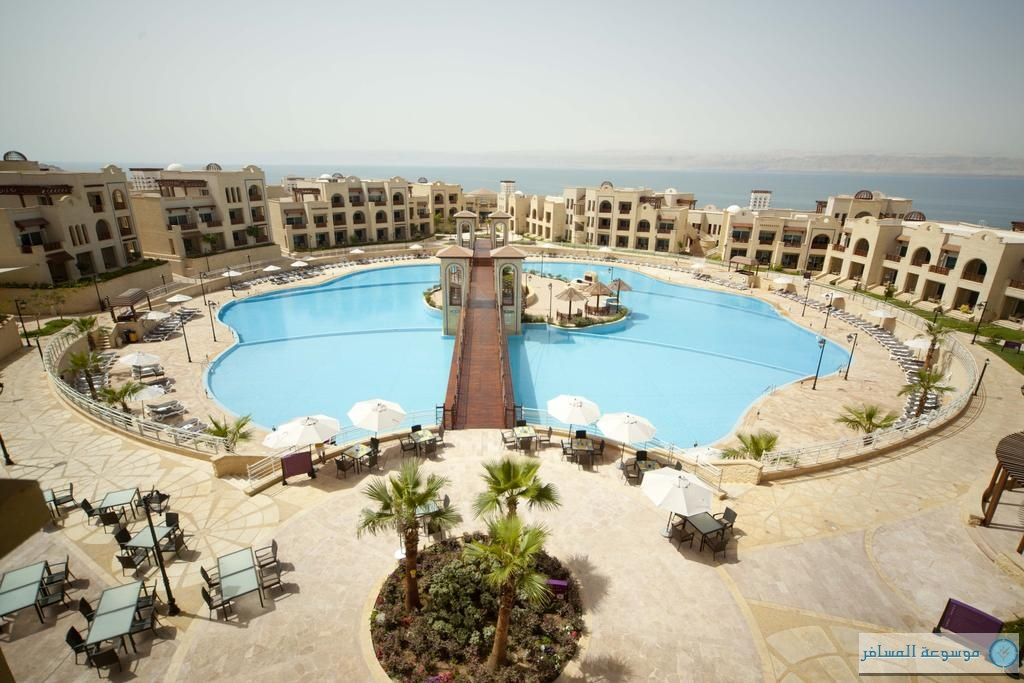 فندق ومنتجع كراون بلازا البحر الميت