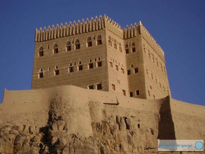 قصر العان الأثري