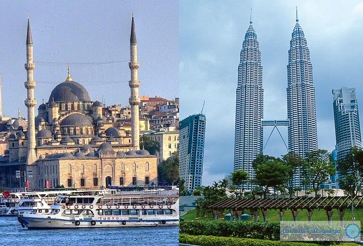 مكاتب الحجوزات: ماليزيا وتركيا تتصدران وُجهة سفر السياح المفضلة للسعوديين