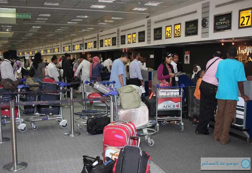 ارتفاع عدد الرحلات بمطار أبوظبي 15% خلال الصيف