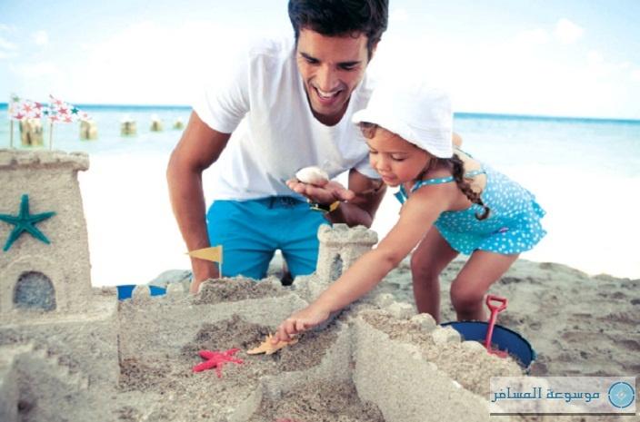"""""""منتجع سانت ريجيس"""" جزيرة السعديات في أبوظبي ينظم مخيماً صيفياً تفاعلياً للأطفال"""