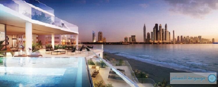 """افتتاح فندق """"فايسروي نخلة جميرا"""" في دبي أواخر 2016"""