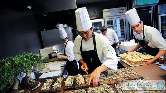 أفضل 10 مطاعم في العالم لعام 2013