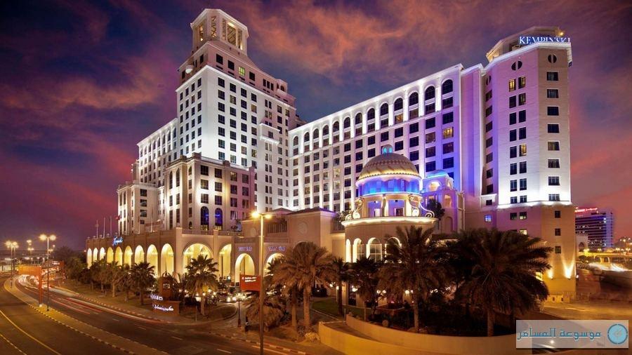 """حصريا لقراء موسوعة المسافر من""""أجودا. كوم"""".. خصومات تصل إلى 10% على فنادق دبي"""