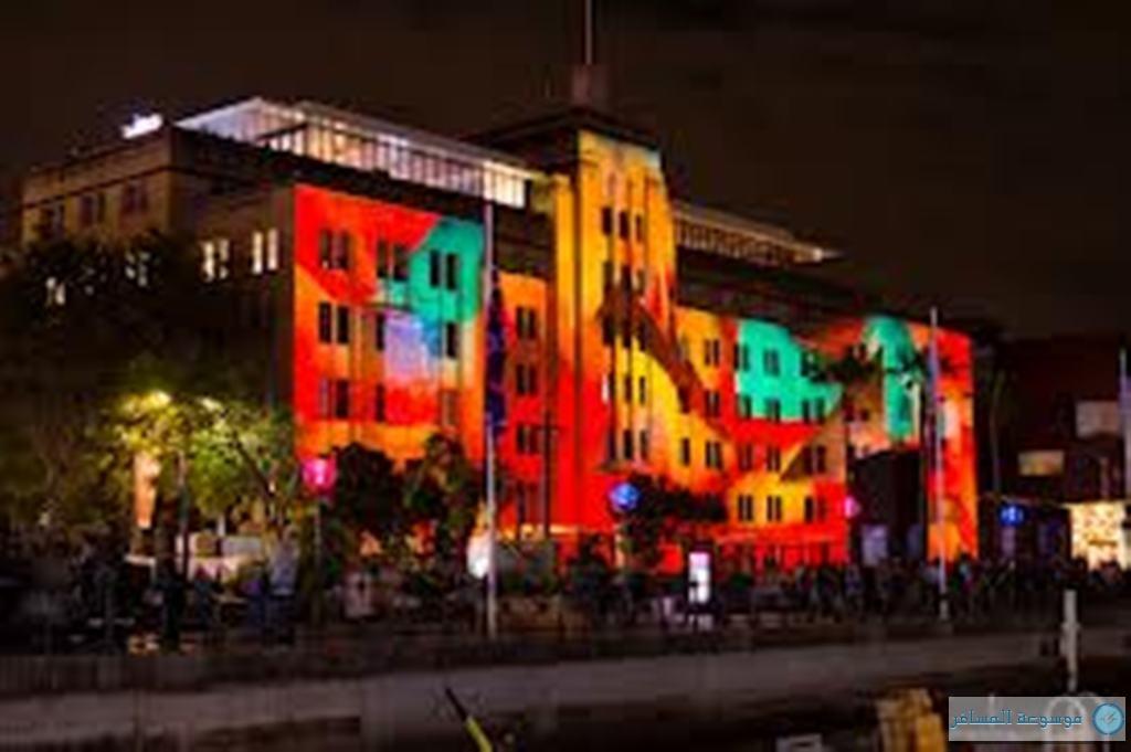 Vivid Sydney.. أجمل مهرجانات مدينة سيدني