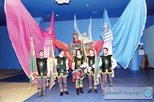 «الحكير لاند» تقدم عروضاً إيطالية في مهرجان الرياض