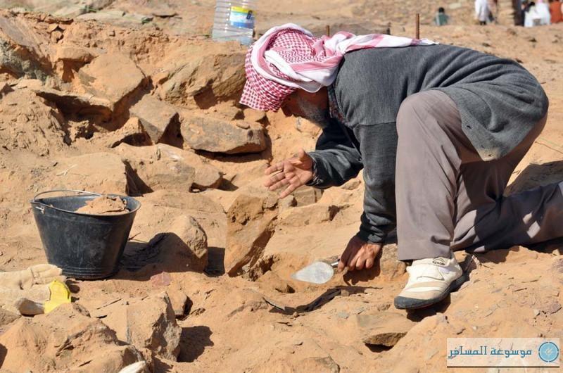 اكتشاف 4 مقابر أثرية عمرها 5 آلاف سنة في قطر