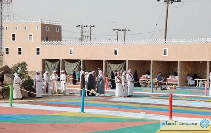 قرية تحاكي تراث عسير