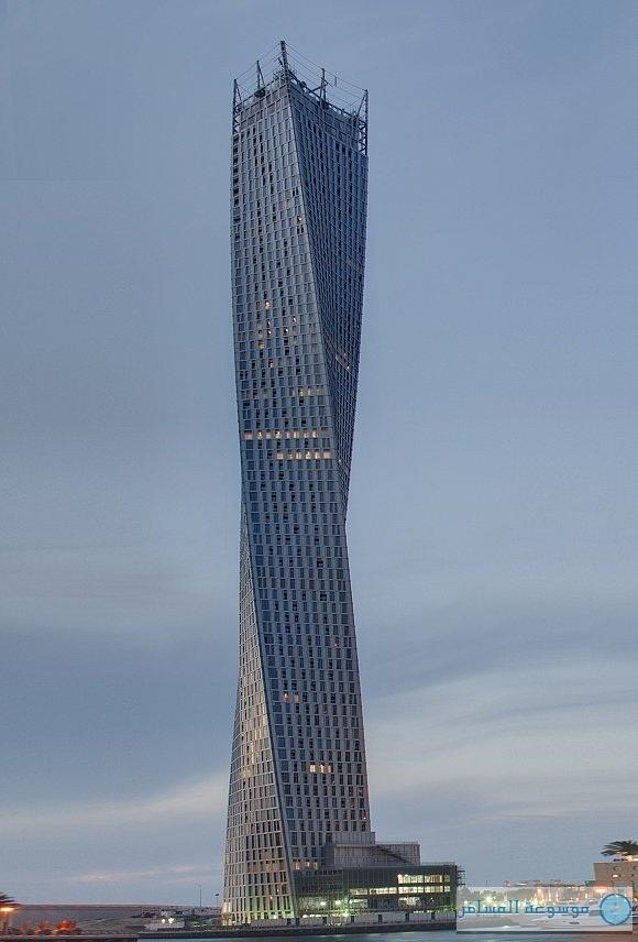 دبي تدشن أعلى برج لولبي في العالم .. الاثنين المقبل