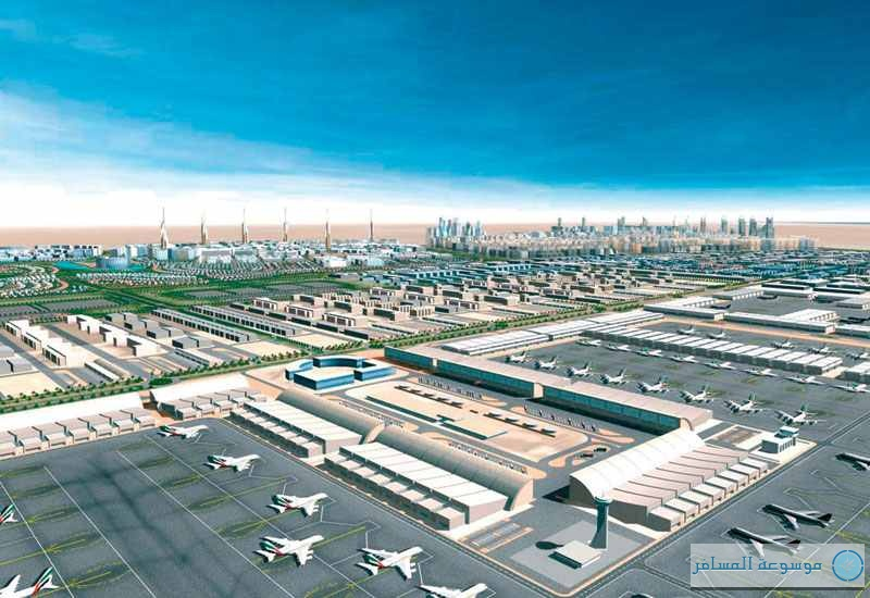 مشاورات لإنشاء مرافق عالمية في «دبي ورلد سنترال»