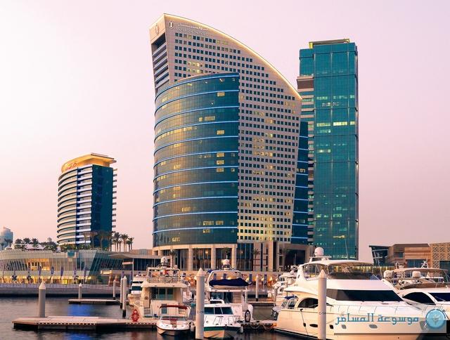 فنادق انتركونتيننتال دبي فستيفال سيتي