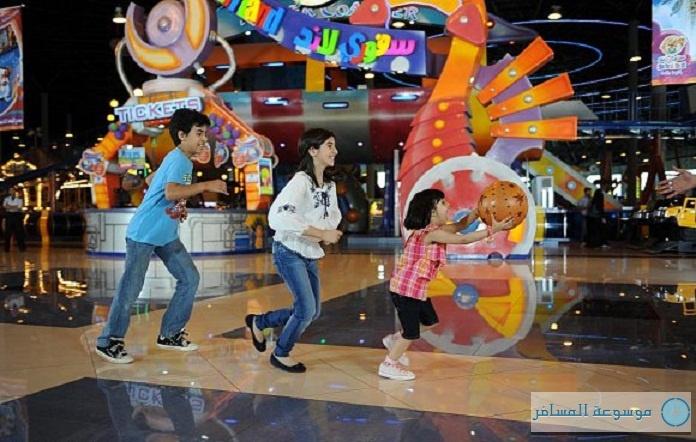 «سفوري لاند» الترفيهية بالعثيم تستقبل «مهرجان الرياض للتسوق» بالفعاليات والعروض الخاصة