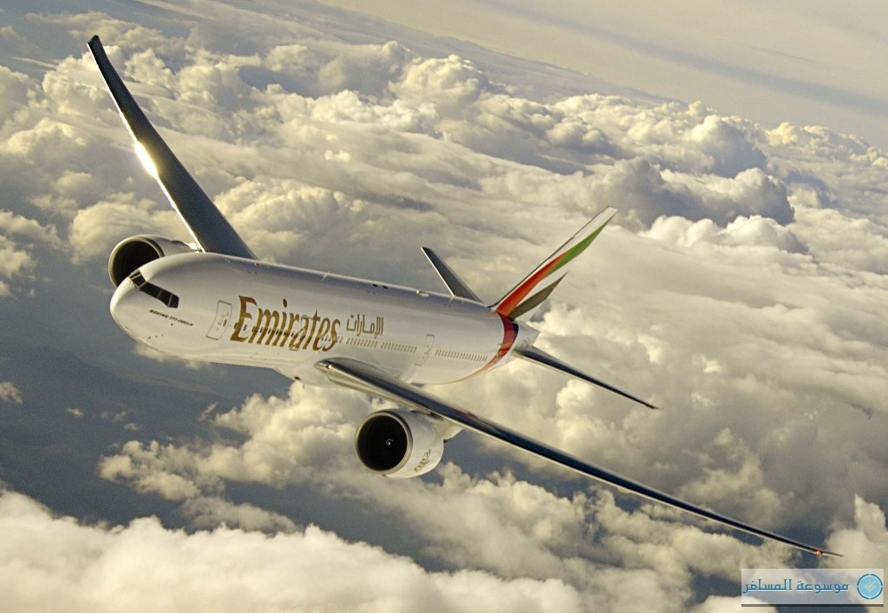 """""""طيران الإمارات"""" تستأثر بـ 30% من المقاعد بين الشرق الأوسط وأمريكا"""