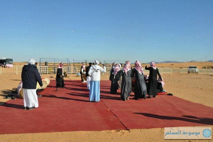 فعاليات الصحراء