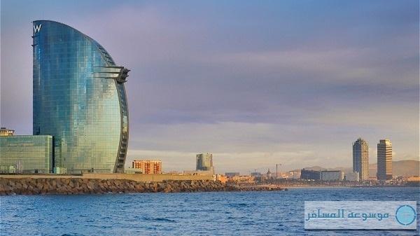 فندق دبليو في برشلونة