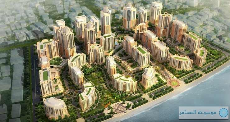 مشروع مشيرب قطر