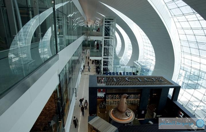 سبا مطار دبي الدولي