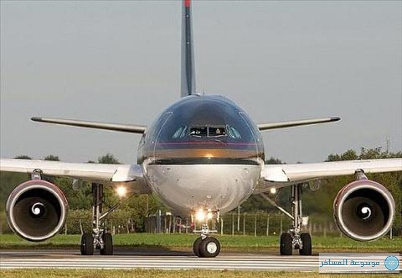 مطار ماركا الأردن