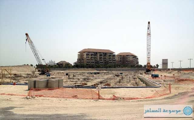 «منتجع وشقق الشاطئ» يلتحق بهلال نخلة جميرا في دبي بملياري درهم