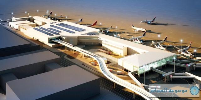 اعتماد أرقى المعايير البيئية في إنشاء «الكونكورس دي» في مطار دبي