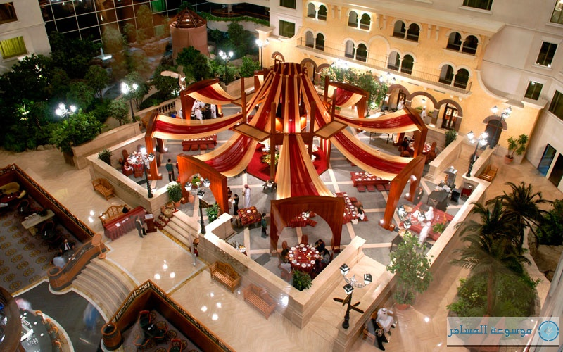 25% نمو سوق الخيم والقاعات المتنقلة بالإمارات في رمضان