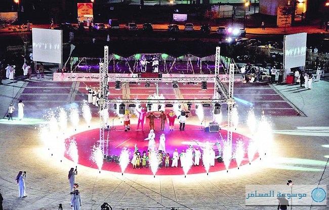 الرياض تطلق 200 فعالية لبرنامج احتفالات العيد في 35 موقع