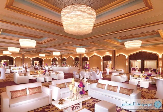 """فندق """"الريتز كارلتون"""" دبي يضم قاعة كبرى لحفلات الزفاف"""