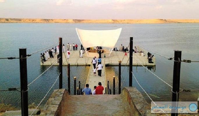 بحيرة الجوف.. بوابة السياح القادمين من الأردن وتركيا إلى السعودية