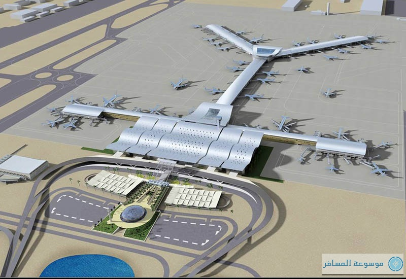 فندق متحرك بمطار الدوحة يصل إلى عتبة الطائرة