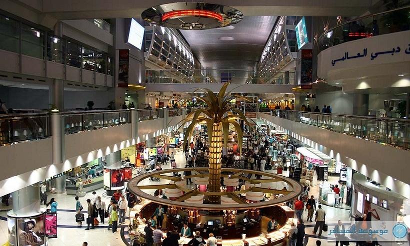 """""""مطار دبي"""" ينجز معاملات 100 مسافر كل دقيقة"""