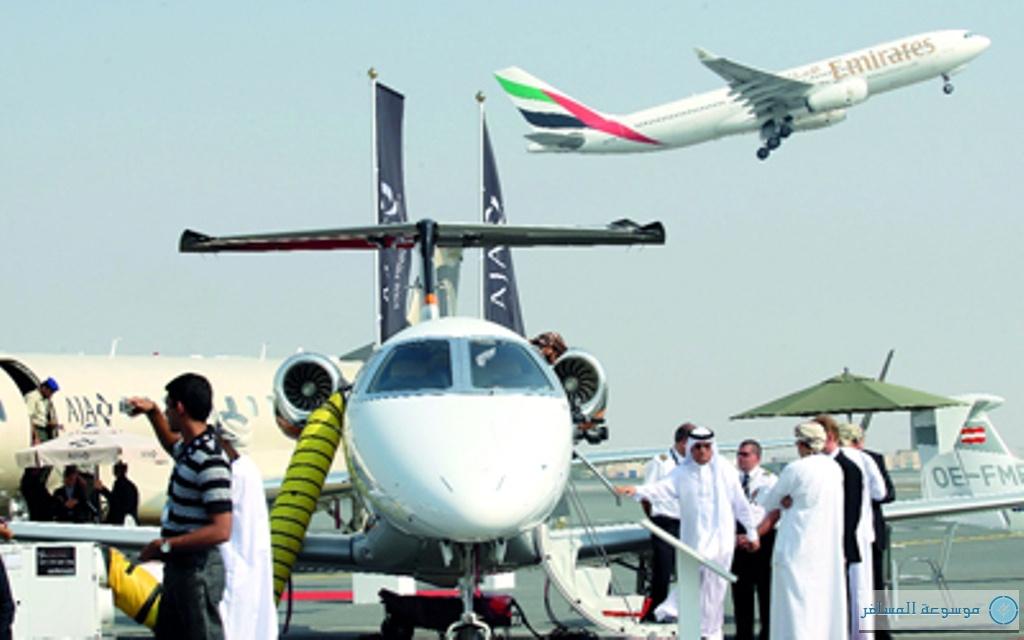 الإماراتيون يستحوذون على 50٪ من رحلات الطيران الخاص في الدولة
